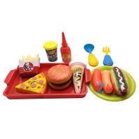 Mainan Masak Ria KS 67 - Ice Cream Burger - Fast Food