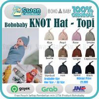 Bohobaby Knot Hat / Topi Bayi - Part 1