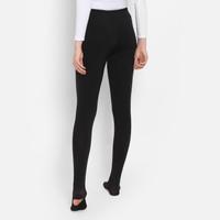CLW Celana Legging Wudhu Muslimah Spandex Premium All Size