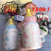 Cutie creative jumbo milk bottle LICENSED SQUISHY
