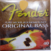 senar bass fender full set 1,2,3,4/40------100.