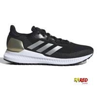 Sepatu Adidas Solar Blaze Core Black/Mate Silver Original