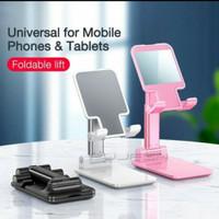 Stand Handphone Dan Ipad Folding Desktop Bracket Phone Holder
