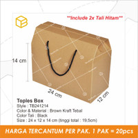 Box toples kue kering packaging kotak cookies kemasan |TC - TB241214