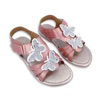 Sepatu Sandal Anak Perempuan NoNaMe Raina - Peach