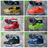 sepatu sport badminton yonex premium terbaru