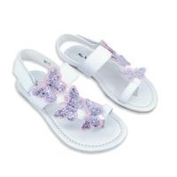 Sepatu Sandal Anak Perempuan NoNaMe Raina - Putih