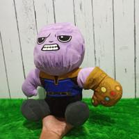 boneka marvel Avengers thanos