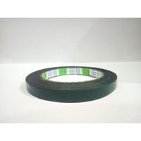 Lucky Double Tape Foam 1/2 Inch x 5m Double tape hijau busa