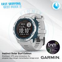 GARMIN Instinct Solar Surf GPS Running Smartwatch - Garansi Resmi TAM