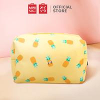 MINISO Tas Pouch Make Up Tempat Kosmetik Penyimpanan Bag Motif Buah