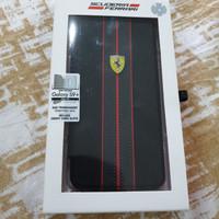 samsung galaxy s9+ plus Ferrari - On Track PU Leather Bookcase