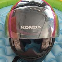 Helm full face asli Honda termurah