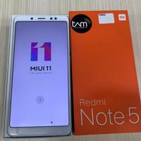 Xiaomi Note 5 pro 4/64GB fullset