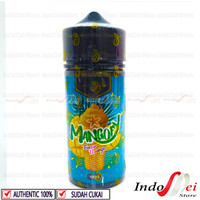 E-Liquid MANGOPY FROZEN MANGO 100ml - 3Mg by CMW