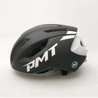 Helm Sepeda PMT Helmet tipe Mido Black White not cairbull speed