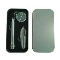 Sunway Multi Purpose Knife + Compas + Light MK03G3P