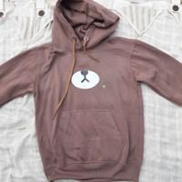 hoodie jumper size M untuk pria dan wanita jaket sweater defect