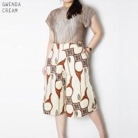 Gwenda Cullote Standar - Celana Batik Wanita Kulot Wanita