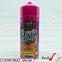 Liquid King Of Clouds 100ml by JVS x SteamQueen - 3mg