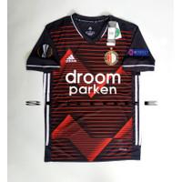 Jersey Feyenoord Away FULL PATCH UEL 2020/2021