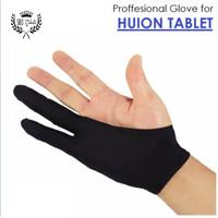 Sarung Tangan Drawing Pen Tablet Huion Wacom Glove