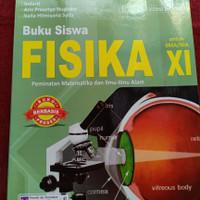 Jual Buku Fisika Kelas 11 Murah Harga Terbaru 2020