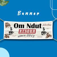 Print/Cetak Banner/Spanduk Ulang tahun/Pernikahan
