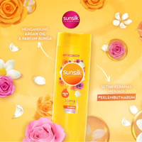 SUNSILK Soft & Smooth Shampoo 170ml