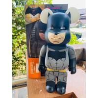 BATMAN BEARBRICK 400% FIGURE BE@RBRICK BATMAN VS SUPERMAN