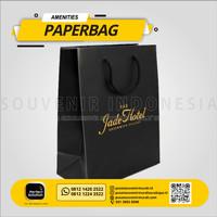 PRODUK AMENITIES PAPER BAG PREMIUM CUSTOM DESIGN