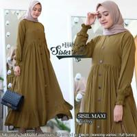 SISIL MAXI // DRESS MAXI WANITA MURAH