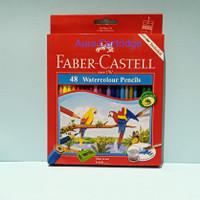 Pensil Warna faber-Castell 48 water colour Original - warna/colour