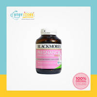 Blackmores Pregnancy and Breastfeeding GOLD BPOM Kalbe 120 Kapsul