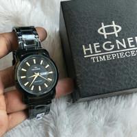 jam tangan hegner pria tipe 1566ipb