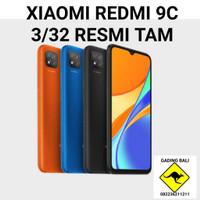 Xiaomi Redmi 9C 3/32 Ram 3 Internal 32 Gb Resmi TAM - Orange