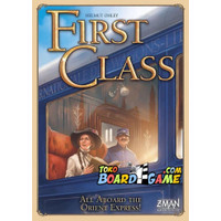 First Class Board Game ( Preloved )