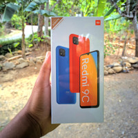 Redmi 9C garansi resmi