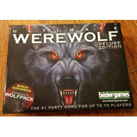 Ultimate Werewolf Deluxe Edition Board Game ( Preloved )