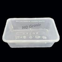 Thinwall/Food Container Persegi Panjang - 650ml
