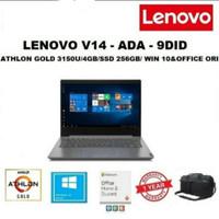 laptop Lenovo V14-ADA-9DID AthlonGold 3150u/4GB/256SSD/14/W10/Office