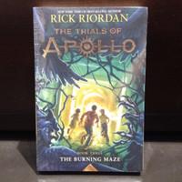The Burning Maze (Trials of Apollo, The Book Three) (Trials of Apollo