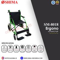 Kursi Roda Ergono / Ergono Wheelchair