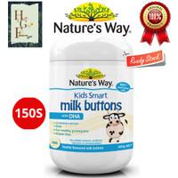 Nature's Way Kids Smart Milk Buttons DHA Vanilla 150S