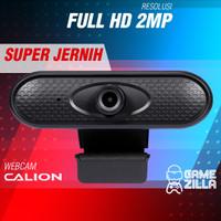 Webcam PC Full HD 1080P Mic | Web Cam Video Laptop Komputer & Desktop