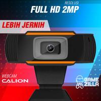Webcam PC Full HD 1080P Murah | Web Cam Mic Laptop Komputer & Desktop