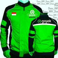 Jaket Gojek Motor Logo Terbaru