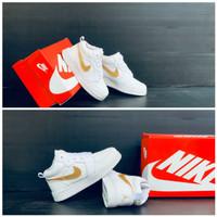 sepatu Anak Laki Laki Nike Air Jordan Mid Kualitas Kreen