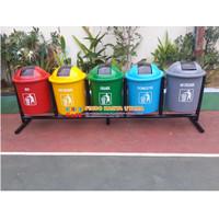 Tempat Sampah 5 Warna 001
