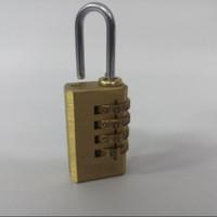 gembok pin koper belleza gb418